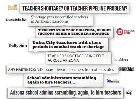 2015 Teacher Workforce Study