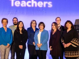 Raytheon Leaders in Education Award 2019 Winners