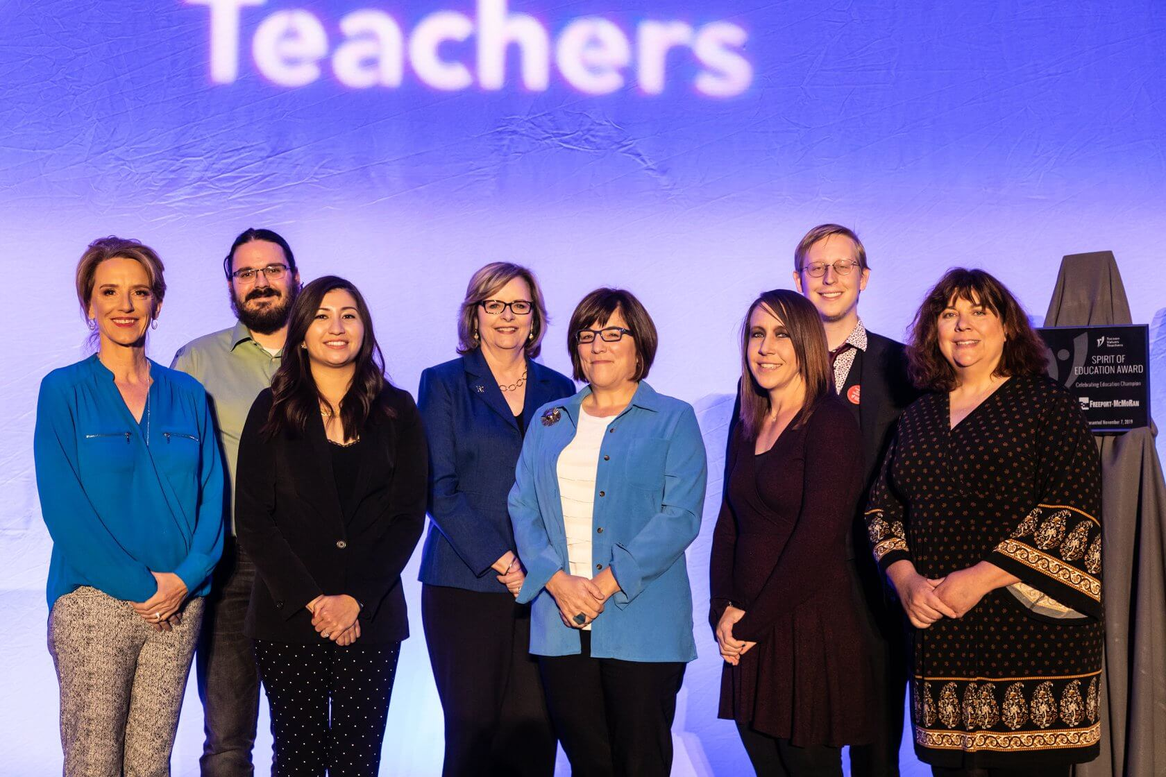 Raytheon Leaders in Education Awards