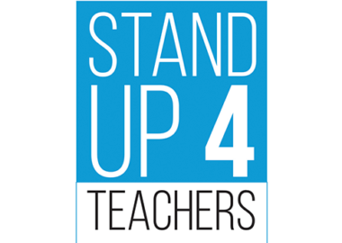 Stand Up 4 Teachers