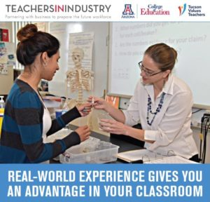 Teachers in Industry