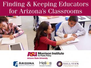Finding & Keeping Educators for Arizona's Classrooms