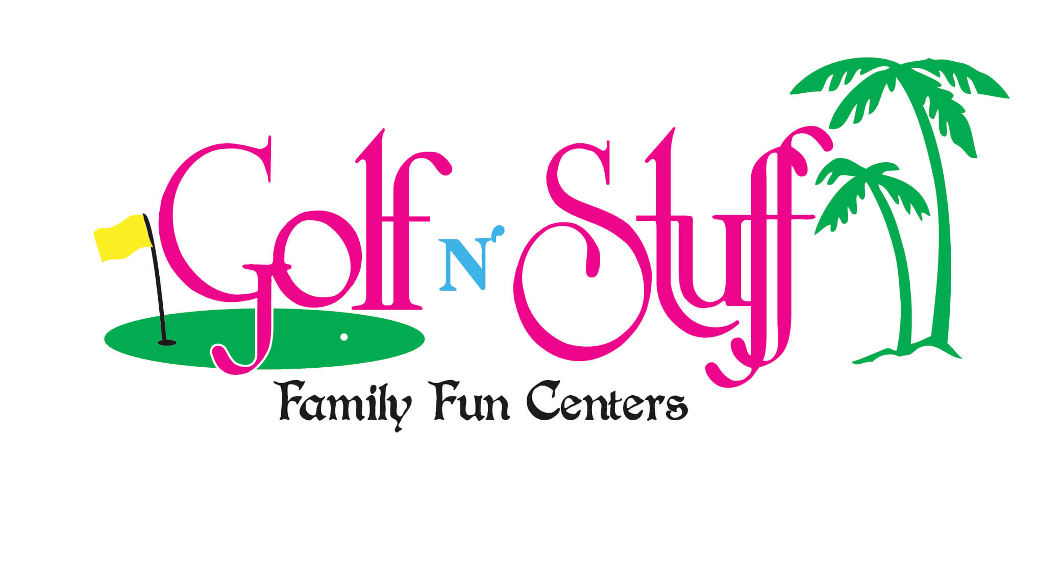 Golf Nu0027 Stuff. Funtasticks Family Fun Park